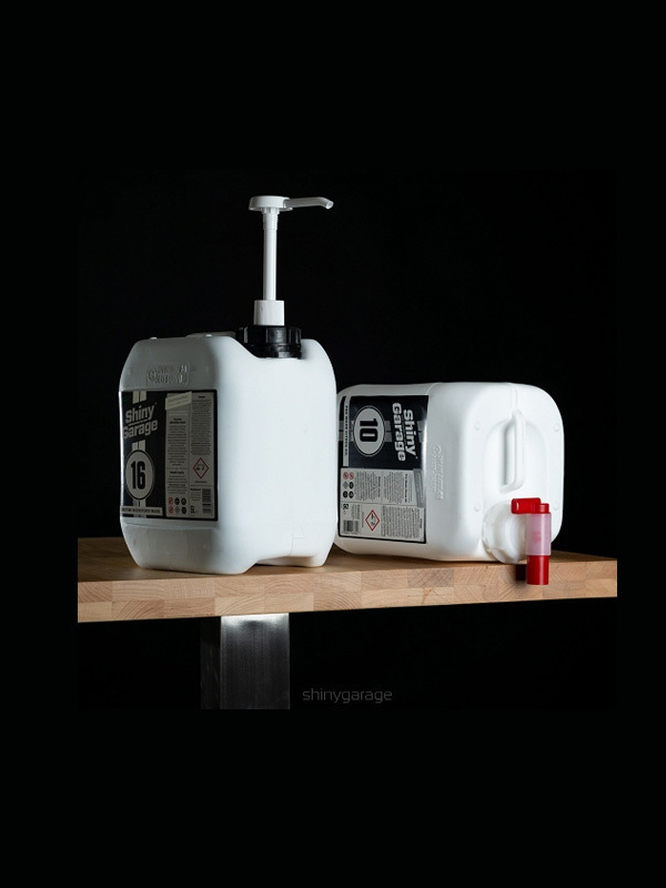 Outlet cap for 5L / 25L containers